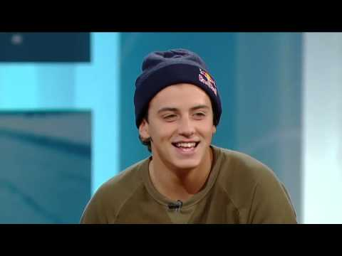 Mark McMorris on George Stroumboulopoulos Tonight: INTERVIEW