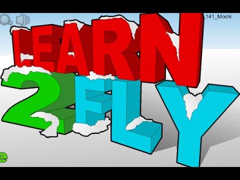 Learn To Fly Full Gameplay Walkthrough