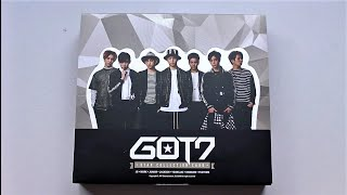 INTERNATIONAL UNBOXING DAY: GOT7 - STAR COLLECTION CARD // MLSS