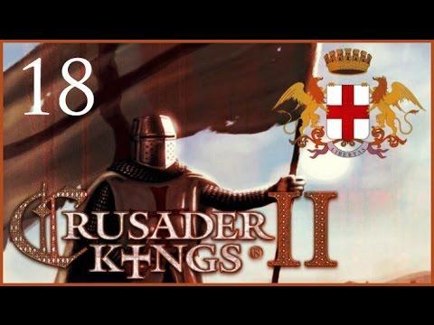 Crusader Kings II, Genoan Holy Doge #18 |