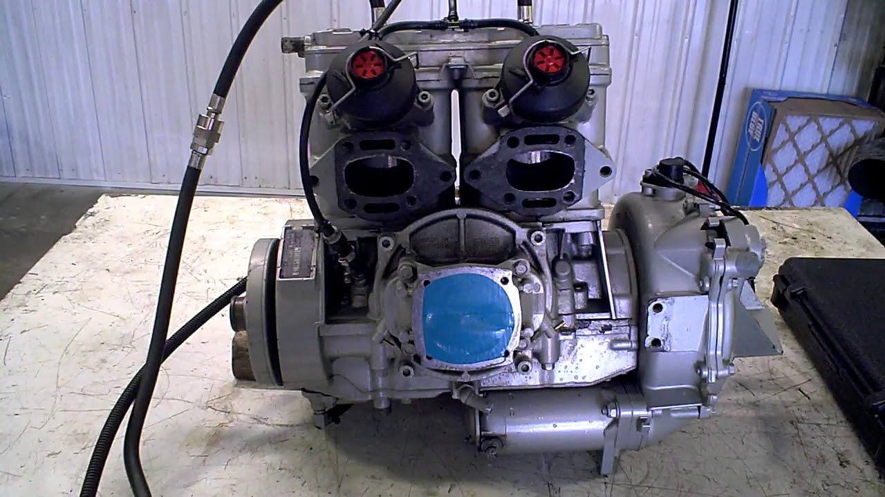 1998 SEADOO GTX RFI 787 800 Engine Compression Test LOT