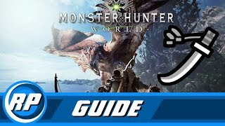 Monster Hunter World - Longsword Progression Guide (Recommended Playing)