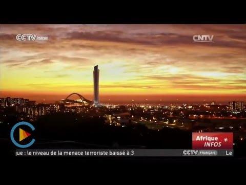 Durban : la ville prévoit de construire le plus grand gratte ciel d'Afrique