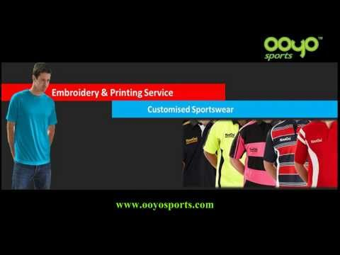 Customised Sportswear Embroidery And Printing T Shirts Hoodies,Running Gear Dublin