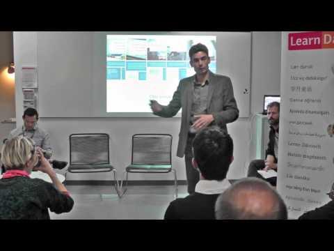 Morten King-Grubert from Copenhagen Capacity
