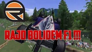 rFactor Rajd bolidem F1 !!!