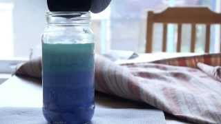 diy // ombré candle Thumbnail