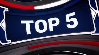 NBA Top 5 Plays of the Night | December 19, 2019