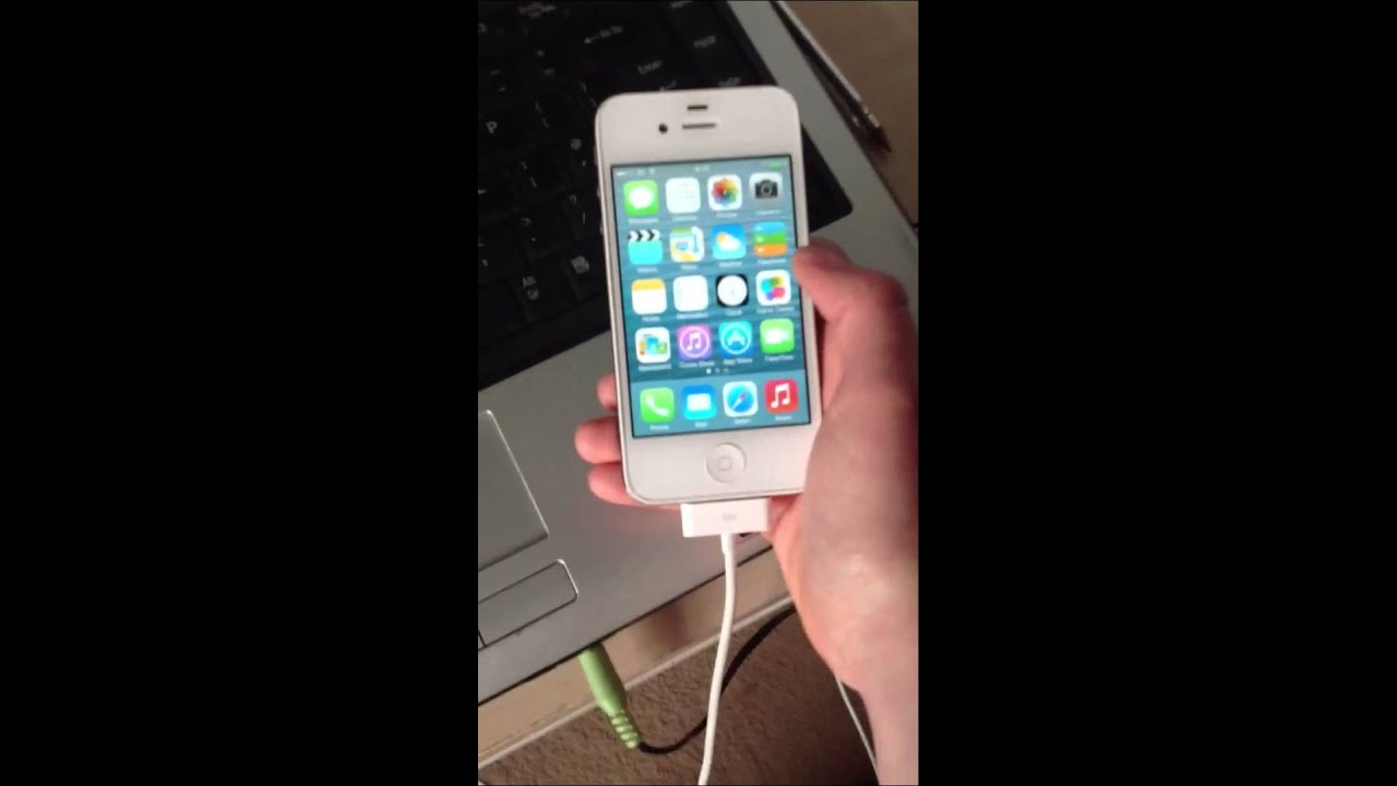 set up iphone setting up ios 7 for iphone 4s 3065