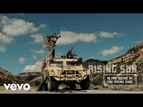 Five Finger Death Punch - House of the Rising Sun (Lyric Video)