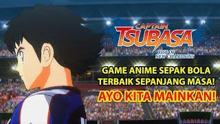 AYO KITA COBA! GAME ANIME SEPAKBOLA TERBAIK SEPANJANG MASA CAPTAIN TSUBASA RISE OF NEW CHAMPIONS (1)