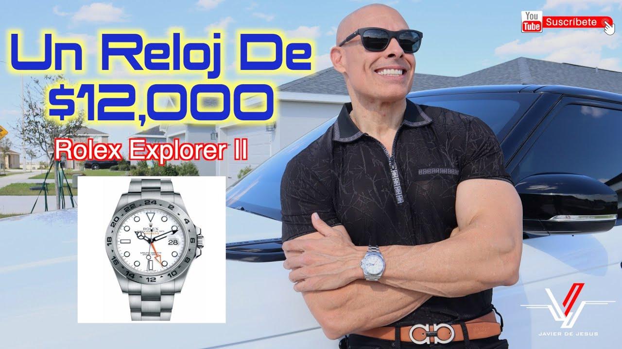 Compré Mi Primer Rolex