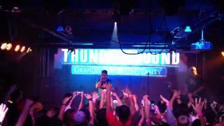 Andy Mineo Thunderground 051713 - The Saints