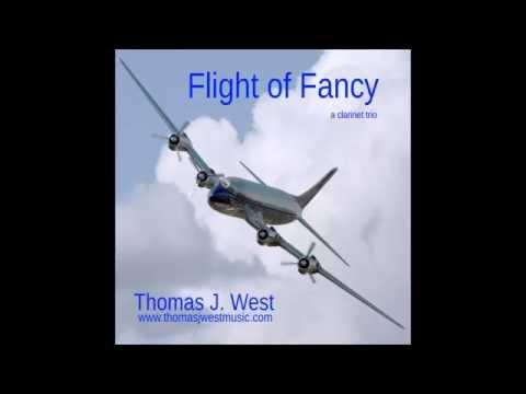 Flight of Fancy Clarinet Trio (2015) Grade 4