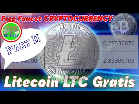 Faucet LTC Part 2 || Penghasil Uang Crypto || Cryptocurrency Gratis || Mining LITECOIN