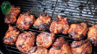 Redneck Thighs How To Bbq Chicken With Jimbo Jitsu On The Farmhouse Show