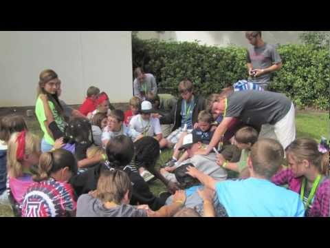 Christ Community Middle School Hume SD 2012 Travel Video