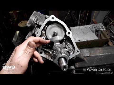 Ремонт актуатора выбора и переключения передач Toyota Corolla / Auris (Shift & Select Actuator)