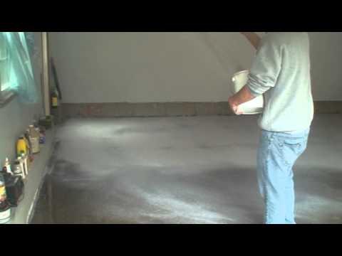 Steel Trowel Epoxy Coating On Concrete Surface Doovi