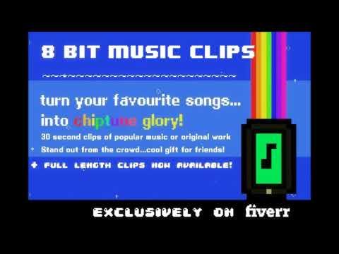 8 Bit Converter Music