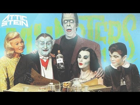 THE MUNSTERS THEME SONG TURNED INTO A RAP BEAT