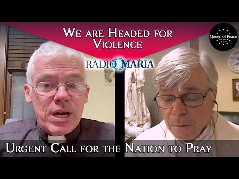 URGENT! SPREAD THIS VIDEO ACROSS THE NATION. 54-day Miracle Novena for Peace with the Election.