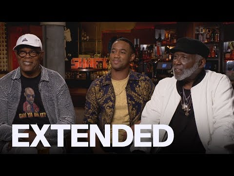 Samuel L. Jackson Explains His Laurence Fishburne T-Shirt | EXTENDED