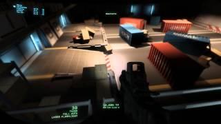 Interstellar Marines Gameplay - The Neurogen Incident (4 Player Co-op) Part 1 (Realistic)