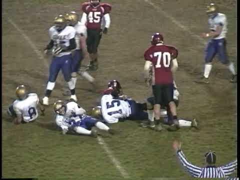2002 Philadelphia H.S. Football Catholic League Red Division Championship: Roman Catholic vs. Prep