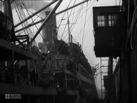 Merseyside, A Film by British Council - 1941