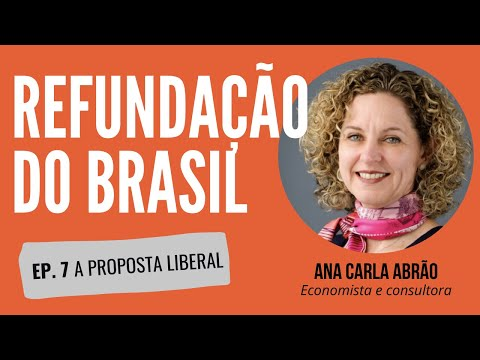 EP.7 #RefundaçãoDoBrasil ANA CARLA ABRÃO
