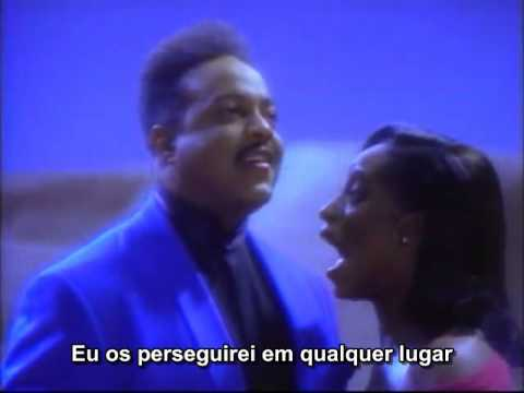 Peabo Bryson & Regina Belle - A Whole New World (Aladdin) Legendado em PT-BR