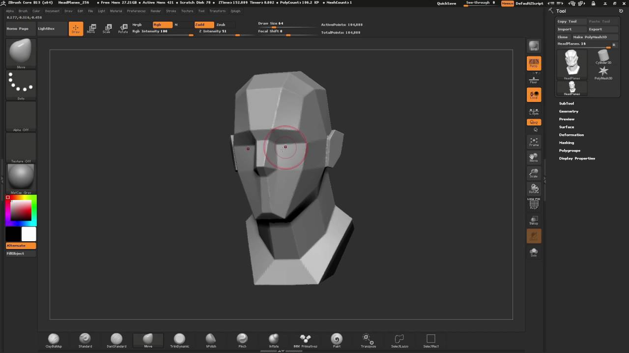 Pixologic ZBrushCore for Mac (Download)