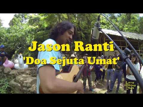 Jason Ranti -  Doa Sejuta Umat  (LIVE) at Lazy Hiking CLub