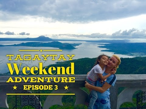 Tagaytay Weekend Adventure Tour Episode 3 of 3 Balay Dako by HourPhilippines.com