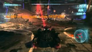 Batman arkham knight  slumdog billionaire AR challenge 3 stars easiest way