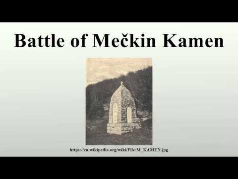 Battle of Mečkin Kamen