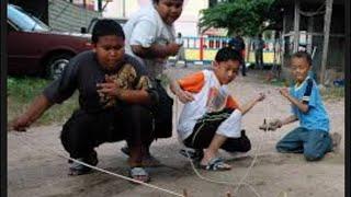 Vidio Lucu Anak Maen Panggal atau Gangsinagan