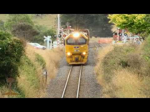 KiwiRail Train 650.