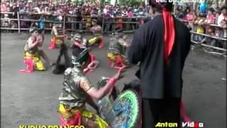 """MANTAAAPPP !! Jathilan """"KUDHO PRANESSO"""" Gamping tengah babak  3"""