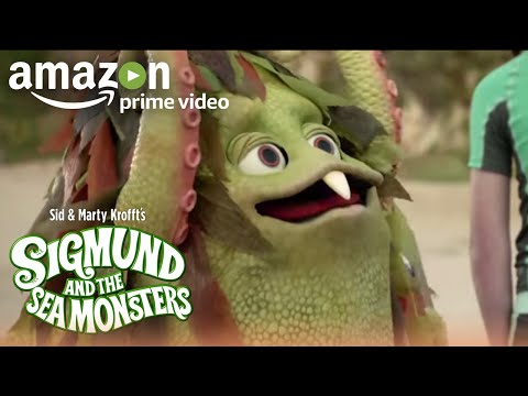 Sigmund and the Sea Monsters    HD  Amazon Kids