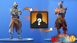 THE SECRET OF THE SKIN HIDDEN OF SEASON 7 in FORTNITE 🔥DollarGames🔥