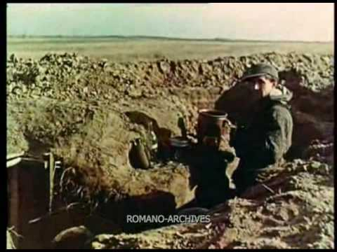 1945 Last Film from the Oder Front - German Teen Soldiers