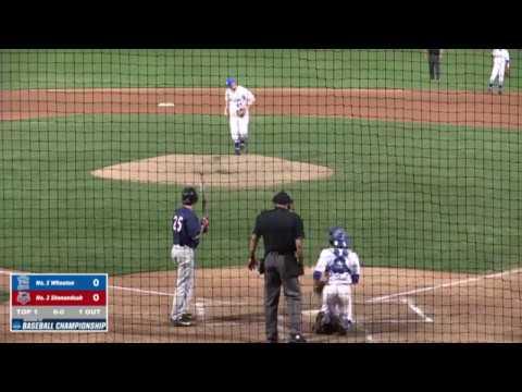 2017 NCAA DIII Baseball Mid-Atlantic Regional - GAME 8