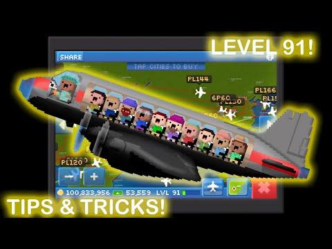 Pocket Planes LVL 91 Advanced Strats!
