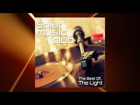 Spot del álbum THE BEST OF... THE LIGHT, de Solar Music Club