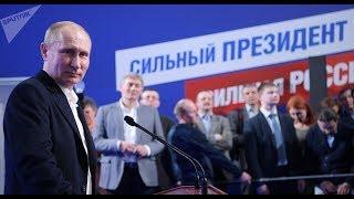 Р. Ищенко Выборы в России: абсолютный нокаут от Путина