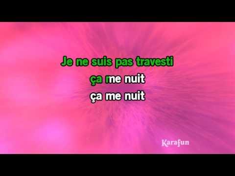 Karaoké La Parisienne - Marie-Paule Belle *