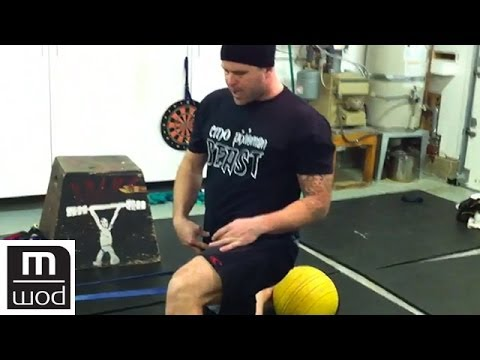 Tight IT Band and Flexor Wad Fix   Feat. Kelly Starrett   Ep. 142   MobilityWOD