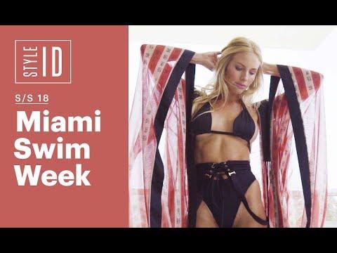 Style ID: Miami Swim Week S/S 18